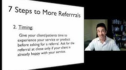 Healthcare Marketing Solutions  - 7 Sure Fire Ways To Attract More Patient Referrals