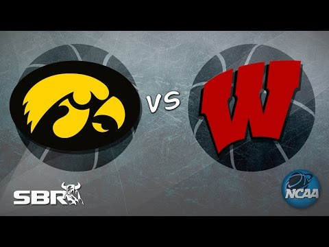 Big Ten Conference PlayL NCAAB Free Picks on Iowa vs Wisconsin