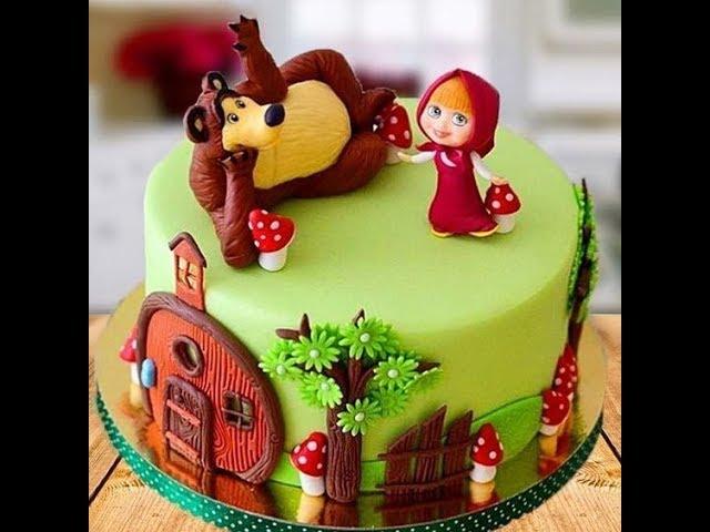 Dicas de Bolo Masha e o Urso   Tips for Cake Masha e o Urso