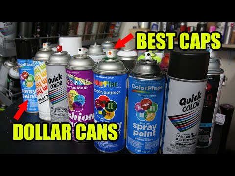 Best Caps For Dollar Cans
