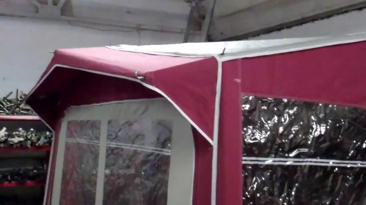 Used Ventura Cadet caravan porch awning, sold by ...