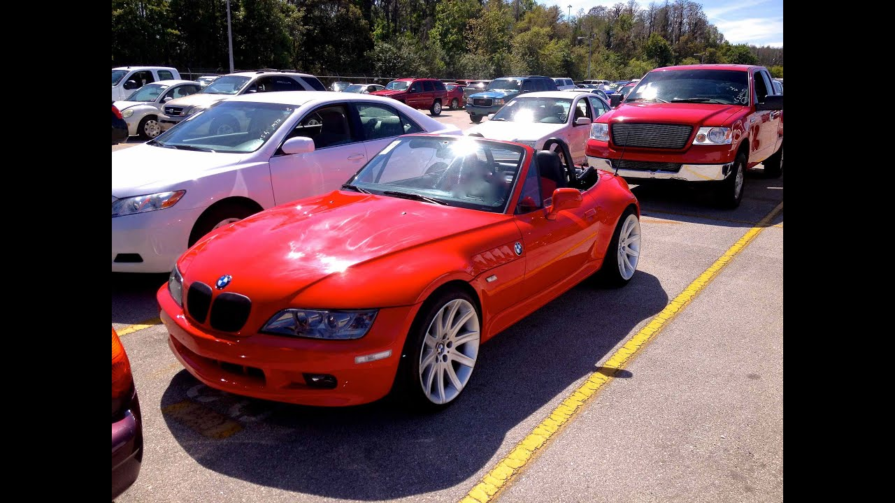 small resolution of 1997 bmw z3 2 8l 5mt start up quick tour rev with exhaust view