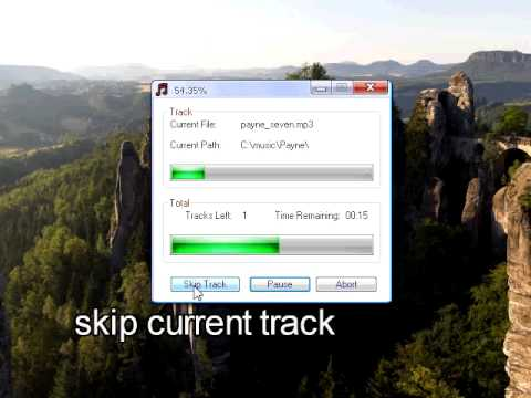 MP3 Quality Modifier 1.0 - Short demo