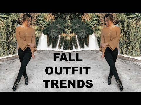 FALL OUTFITS | PAJARITABELLA