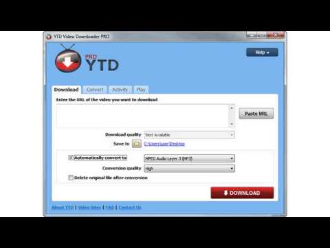 YouTube Video Downloader Pro 4.8.9.0.6 Multilanguage + patch