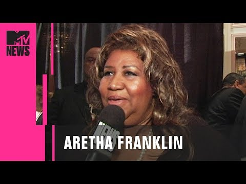 Aretha Franklin On Her Early Start As A Singer (2007) | MTV News