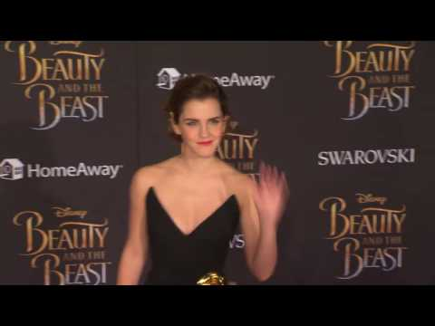 Beauty and the Beast: World Movie Premiere Highlights - Emma Watson