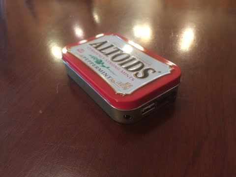 Altoid Charger Nicer Version