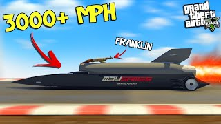 GOING 3000+ MPH in the FASTEST CAR in GTA 5