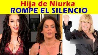 HIJA DE NIURKA ROMPE EL SILENCIO sobre MAGDA RODRÍGUEZ del programa HOY