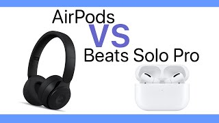 AirPods Pro vs Beats Solo Pro: Which one should you buy?