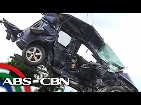 TV Patrol: 4 patay sa karambola ng 3 sasakyan sa South Cotabato