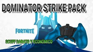 'UPDATED' HOW TO SET UP STRIKE PACK FPS DOMINATOR PS4 FORTNITE ENGLISH