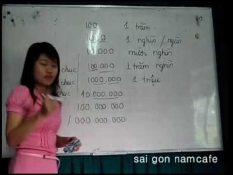베트남어 배우기.