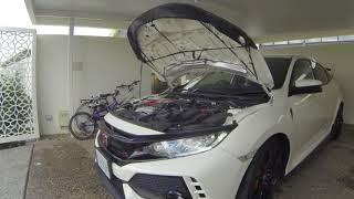 2017 Honda Civic Type R FK8 Blow Off Valve BOV STOCK Resimi