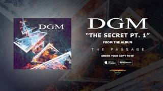 "DGM – ""The Secret Pt. 1"" (Official Audio)"