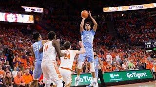 UNC Men's Basketball: Tar Heel Comeback Falls Short at Clemson