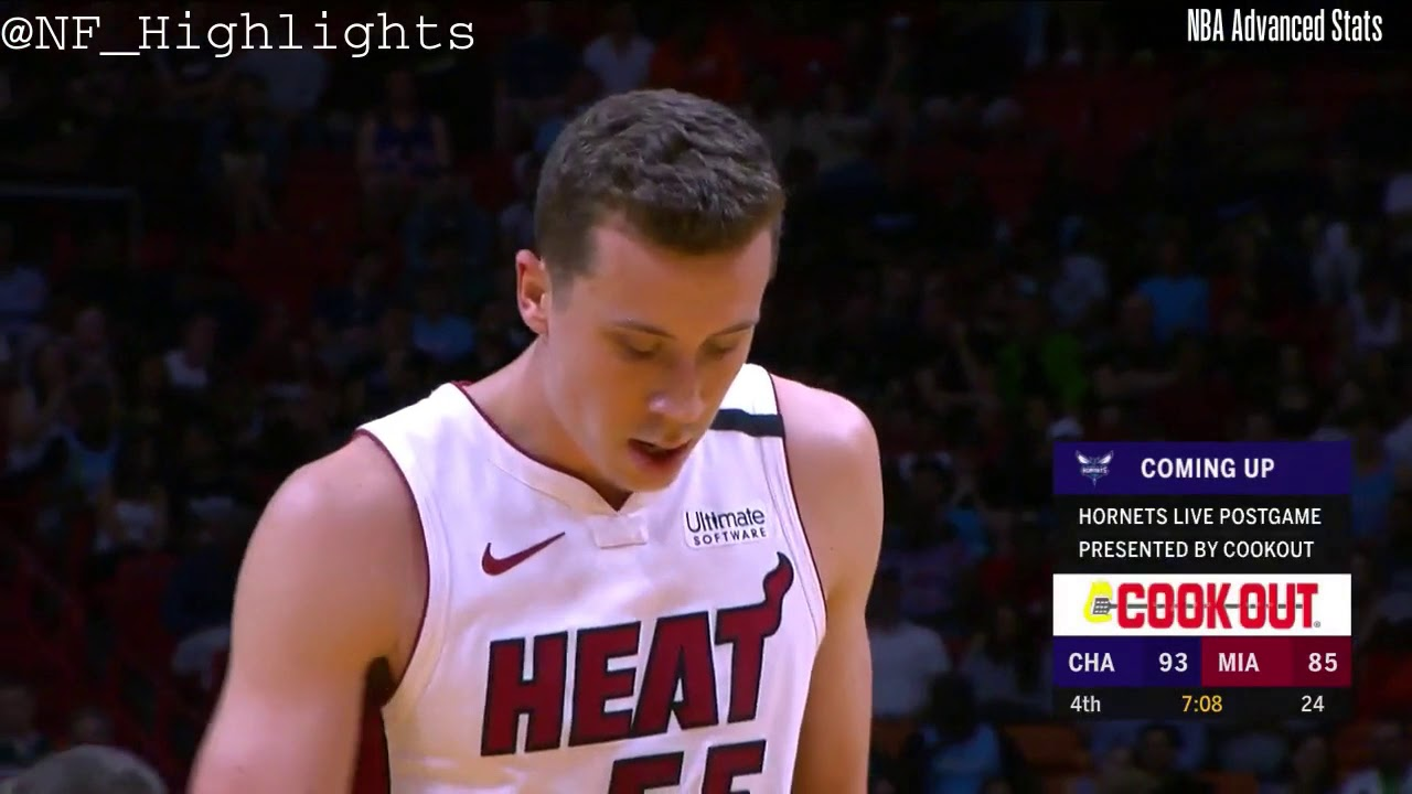Duncan Robinson 12 Pts All Possessions 03 11 20 Youtube