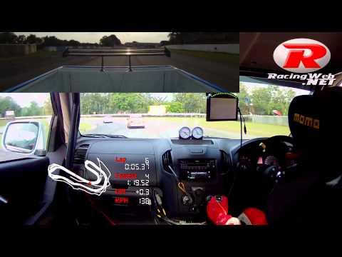 All New Isuzu Full Race 2013 Round 1 Race 2 (Car No.49)