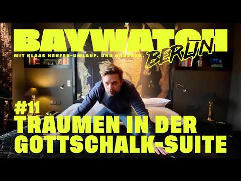 Träumen In Der Gottschalk-Suite | Folge #11 | Baywatch Berlin - Der Podcast
