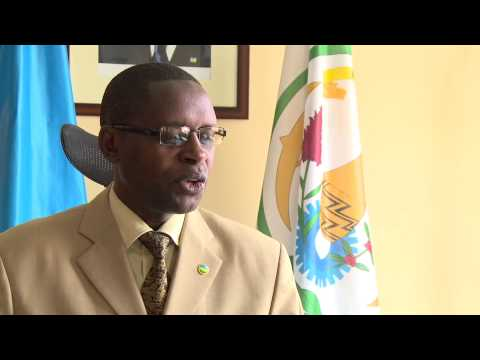 Voices from Africa: Rwanda's Minister of State for Education Dr. Mathias Harebamungu
