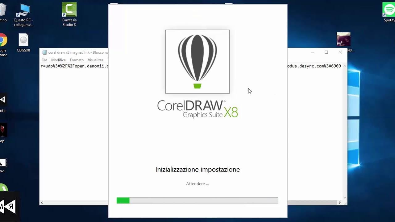 corel draw free download italiano gratis