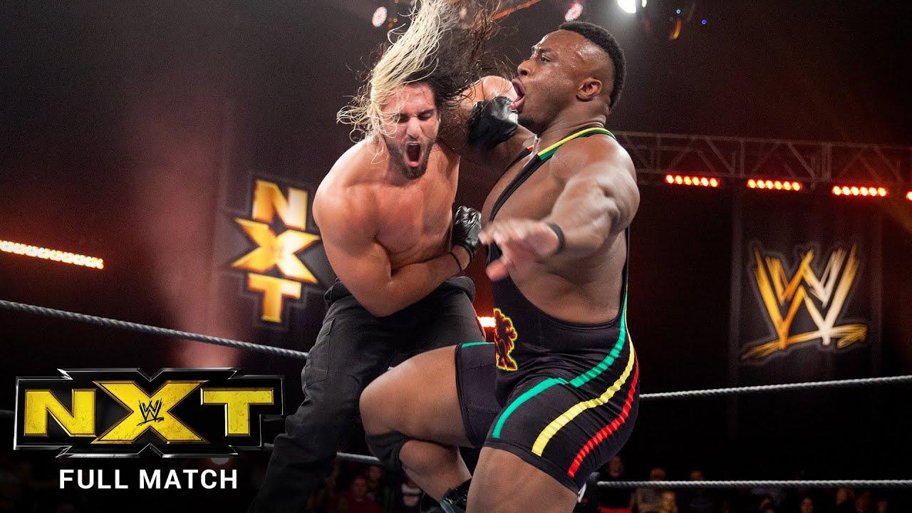FULL MATCH - Seth Rollins vs. Big E - NXT Championship Match: NXT, January 9, 2013