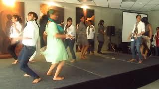 School dance show ...Gustakh dil tere liye