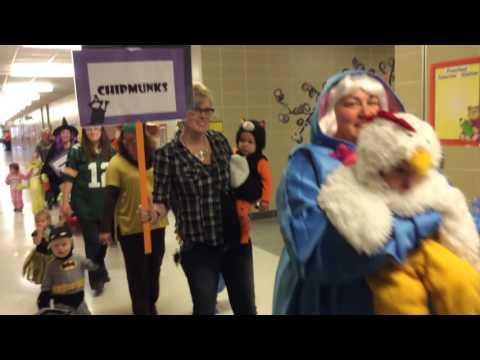 Lien Elementary School's Halloween Parade 2015 part 2 of 2