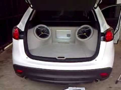 Audio Mobil Mazda Cx 5 Innovation Car Audio Jakarta
