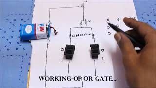Easy way to make OR gate..