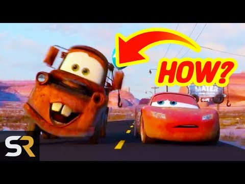 10 Movie Mistakes You Won't Believe Possible in Animation