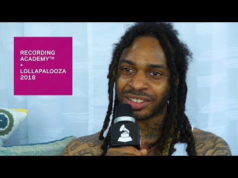 Valee on 'GOOD Job, You Found Me,' Chicago & New Music | Lollapalooza 2018