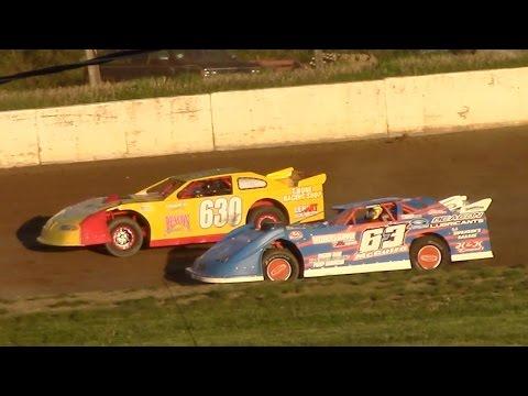Street Stock Feature | Eriez Speedway | 5-14-17