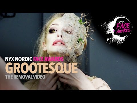 NYX Nordic Face Awards - Grootesque removal