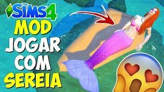 JOGAR COM SEREIA     The Sims 4