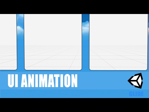 Unity Mobile Game - UI Animation - 8 - Android & iOS [C#][Tutorial]