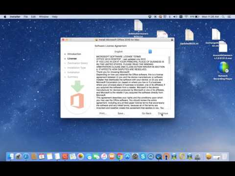 Office365 Update for 2011 Office Mac Users