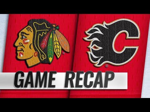 Monahan, Frolik lead Flames to 5-3 comeback win