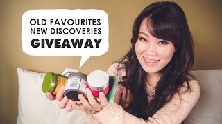 IHERB | Favs + Haul + GIVEAWAY! Thumbnail