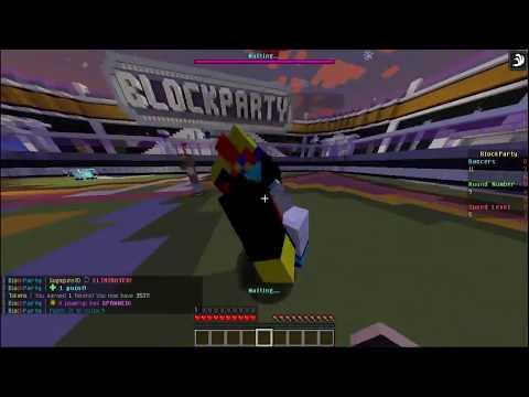 Minecraft - Mini Game Blm 4 [BlokParti]