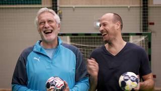 Giv en fantastisk oplevelse med DHF Håndboldskole