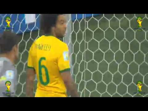 Marcelo Epic OwnGoal ~ Brazil vs Croatia 0 1   WORLD CUP BRAZIL   2014