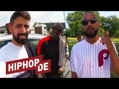 Mit Jalil, Shadow030 uvm.: Exklusive Einblicke von Mortels Apple-Trucktour – Backstage on YouTube