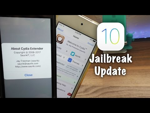 What is Cydia Extender? Saurik's Mistake?