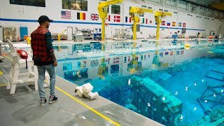 Download Lewis Hamilton Visits NASA - www.APEX.one Mp3 and Videos