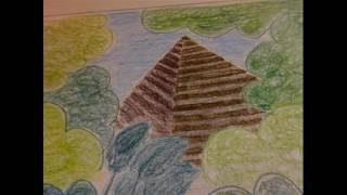 ピラミッドのうた 県多乃梨子作詞・横山裕美子作曲 Pyramid song