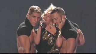 Kylie Minogue - Get Outta My Way (Live America s Got Talent)