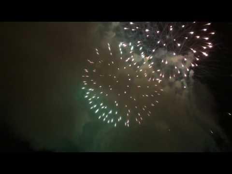 [HD] Canada Day Fireworks! Victoria BC 2009