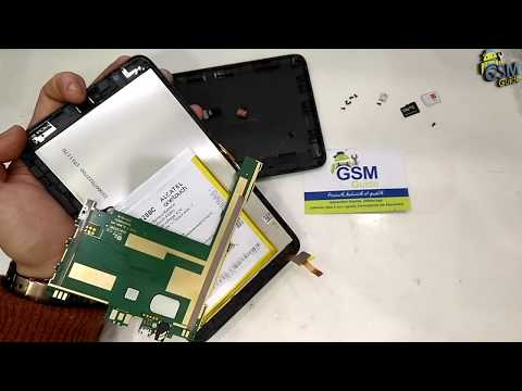 Tablet Alcatel OneTouch PiXi Disassembly for repair - Gsm Guide
